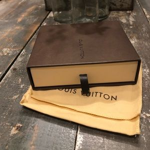 LV gift box